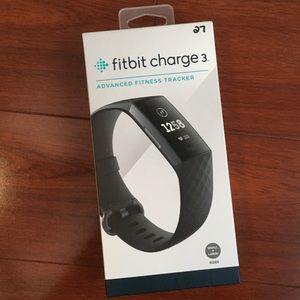 Fitbit Charge 3 Brand New(never been opened)